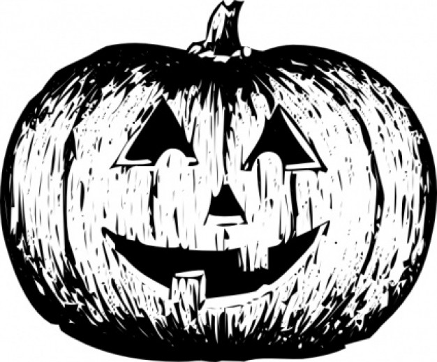 626x519 Free Halloween Pumpkin Carving Templates To Print And Download
