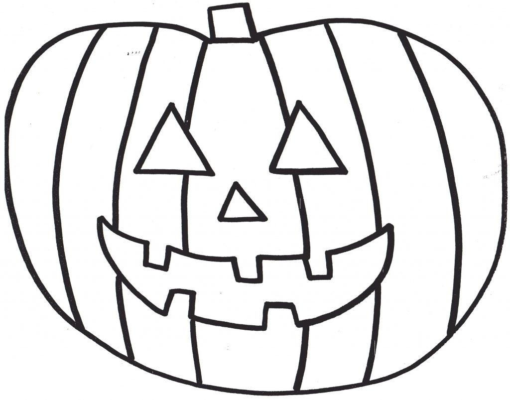 1024x803 Pumpkin Drawing