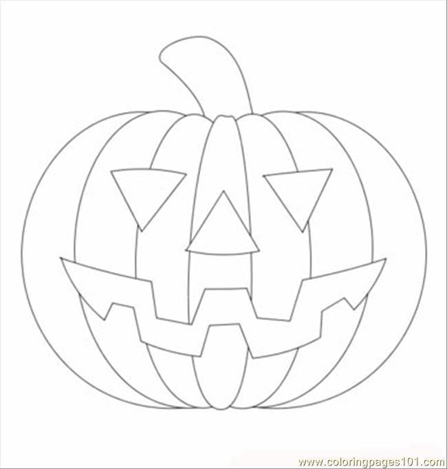 650x682 Pumpkin Halloween Drawings Halloween Amp Holidays Wizard
