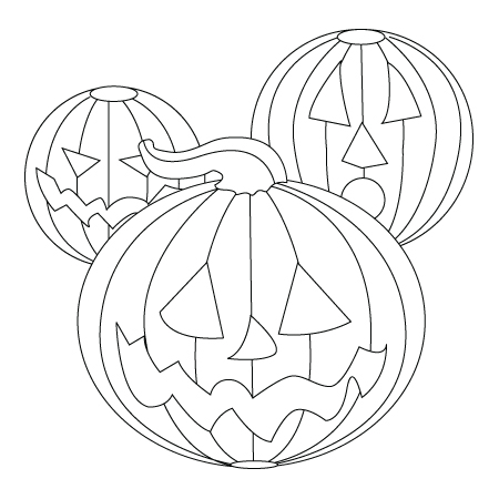 450x450 Pumpkin Ornement Drawing Childrens Drawings