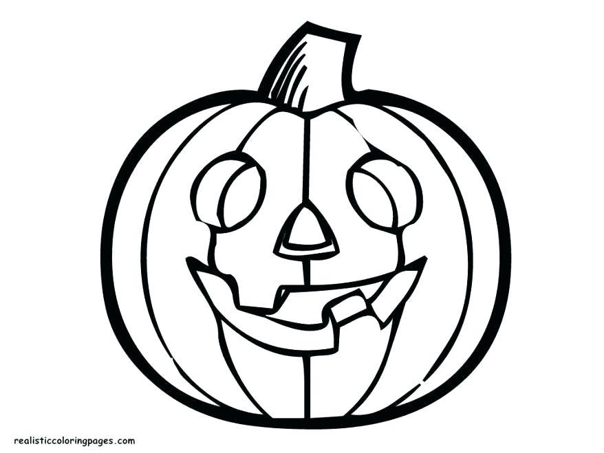 878x659 Coloring Pumpkin Pictures Jack O Lantern Coloring Pages Pumpkin