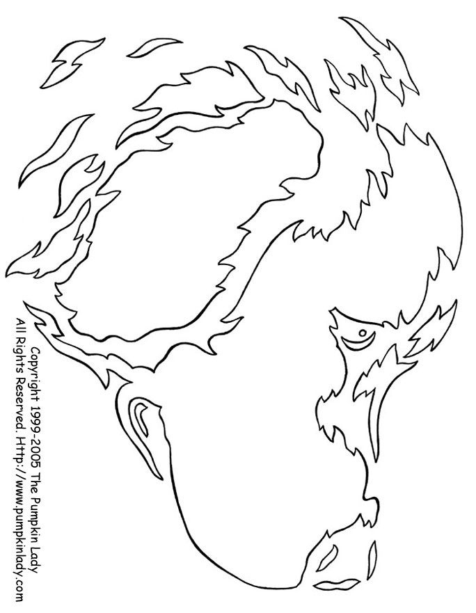 Pumpkin Drawing Pattern At Getdrawings Com Free For Personal Use