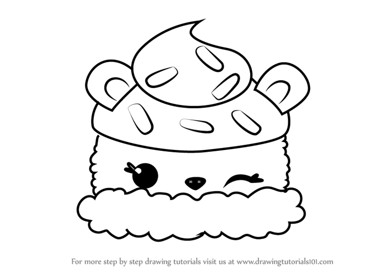 800x567 Learn How To Draw Pumpkin Spice From Num Noms (Num Noms) Step By