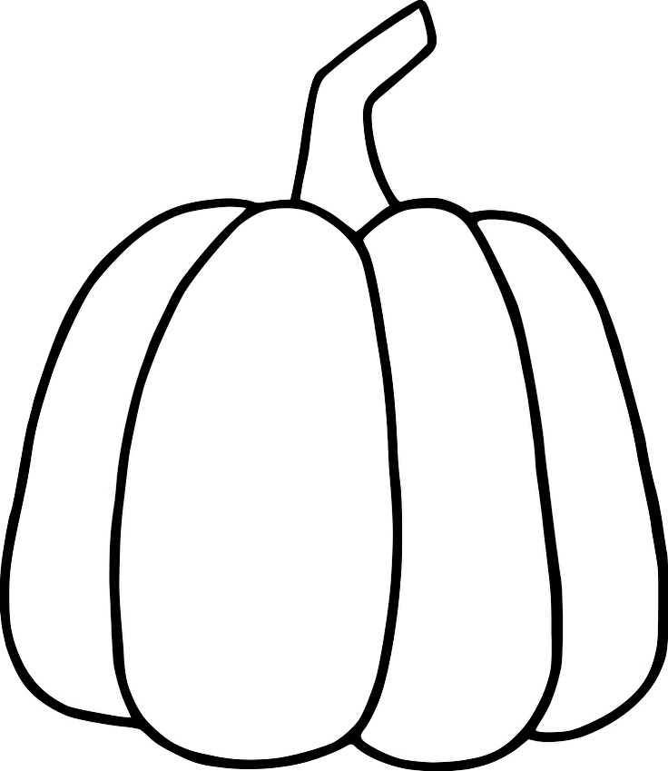 736x849 29 images of pumpkin pattern template