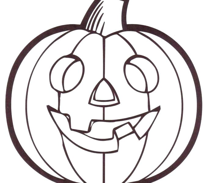 678x600 Coloring Pages Pumpkin Coloring Pages Pumpkin Faces Genesisar.co