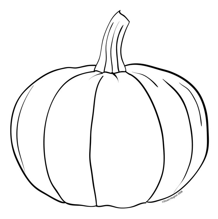 how to draw a pumpkin leaf