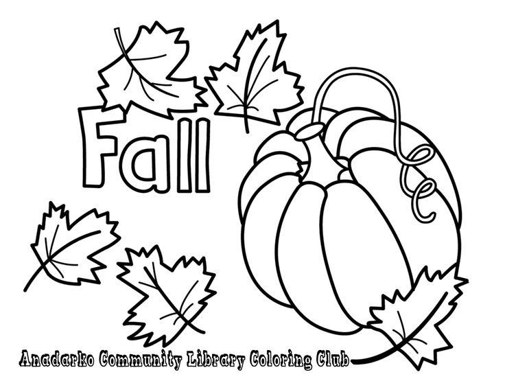 Pumpkin Leaves Drawing