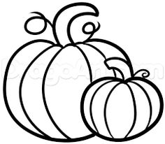 photograph regarding Pumpkin Outline Printable known as Pumpkin Determine Drawing at  Absolutely free for