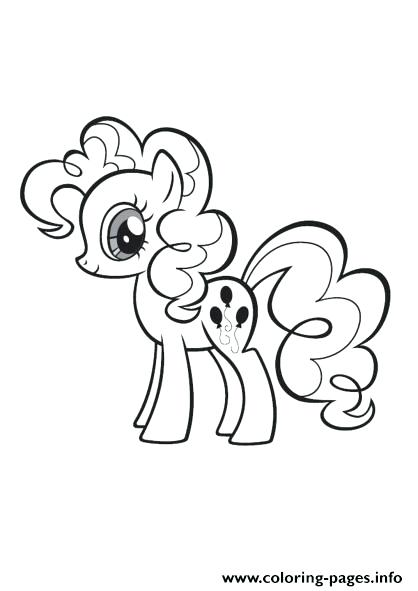 418x591 Pie Coloring Page My Little Pony Pinkie Pie Coloring Pages