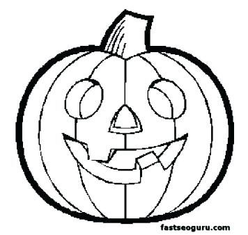 356x338 Coloring Pages Pumpkin Printable Pumpkin Coloring Pages Pumpkin