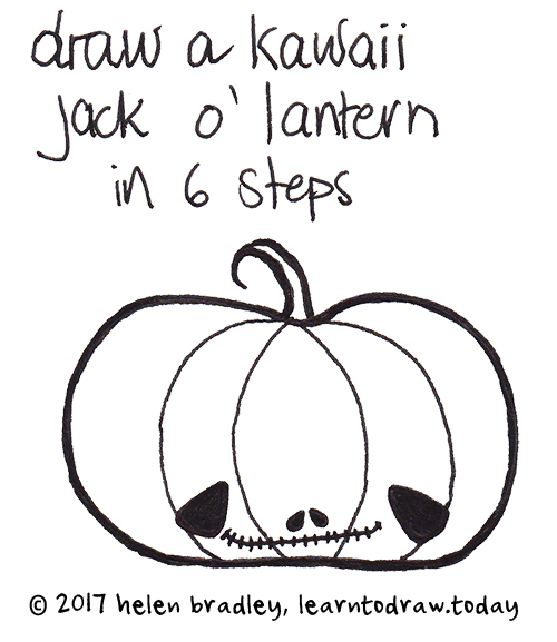 Pumpkin Seed Drawing