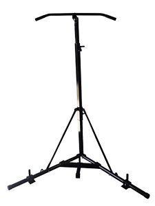 225x300 Foldable Boxing Bag Stand Includes Unfilled Punching Bag Amp Chin