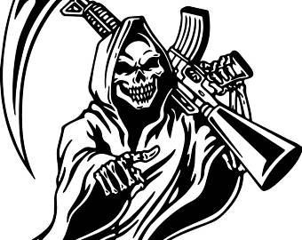 Punisher skull drawing at getdrawings free for personal use 340x270 punisher skull blue lives matter back the blue vinyl decal publicscrutiny Gallery