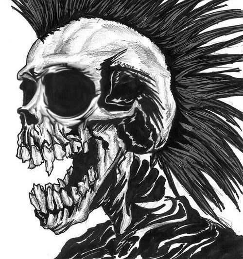 500x533 Skulls