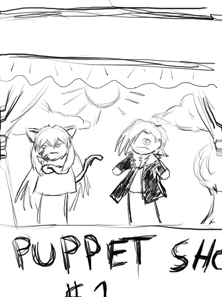 750x1000 Puppet Show By Nariss