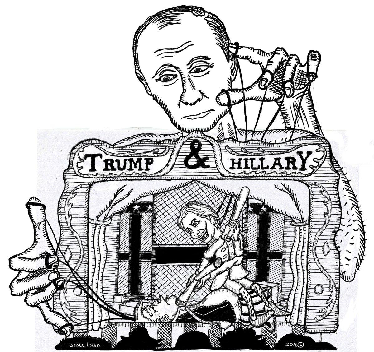 1200x1132 Scott Liston On Twitter Putin's Puppet Show