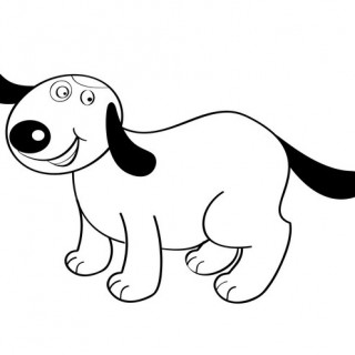 320x320 Tag For Cute Puppies To Draw Wikihow To Draw A Cute Puppy Via
