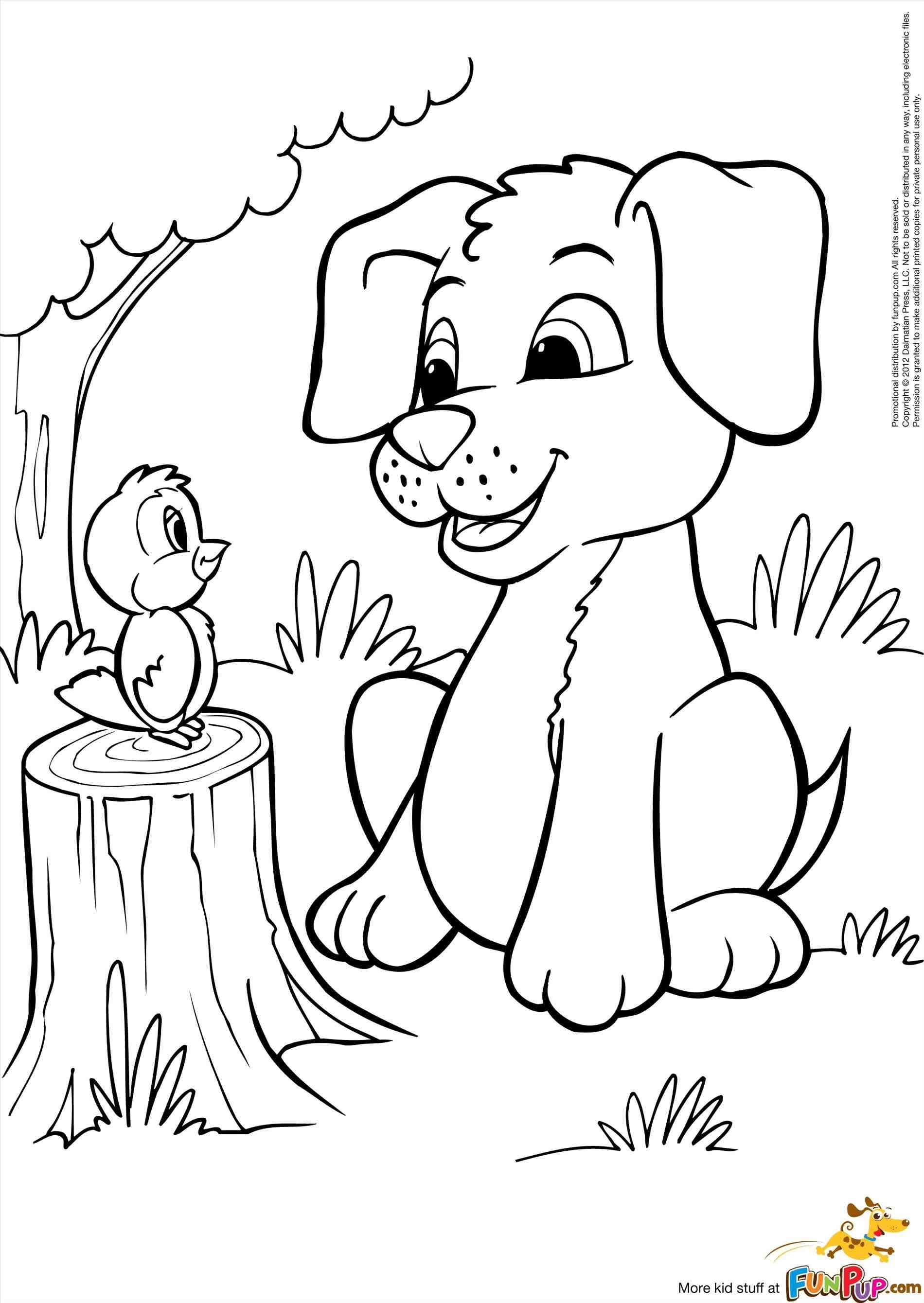 1900x2680 Puppy Dog Drawing Free Draw To Color