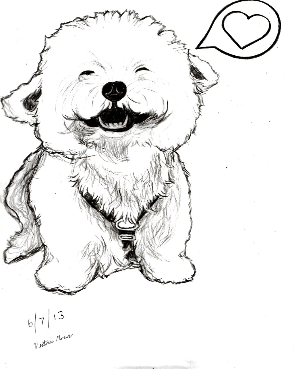 1024x1286 Adult Cute Puppy Drawings Cute Puppy Drawings For Kids. Cute Husky
