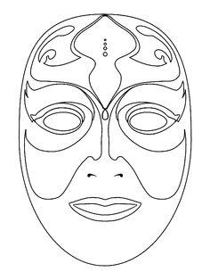 236x314 Resultado De Imagen Para Mascaras De Carnaval De Veneza Para