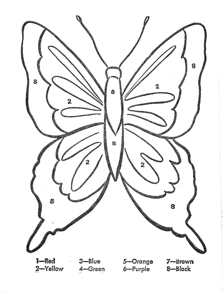 Purple Butterfly Drawing at GetDrawings.com | Free for personal use ...