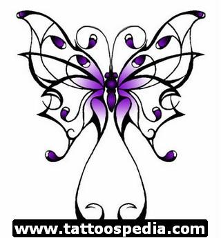 320x345 butterfly tattoo designs 10