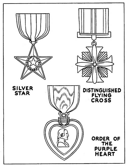 Purple Heart Medal Drawing