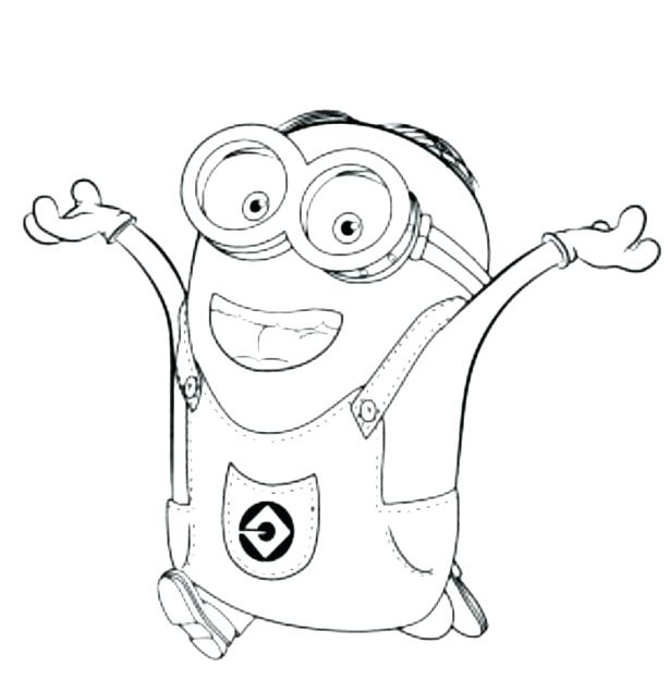 615x625 Minion Coloring Book Together With Coloring Pages Of Minions
