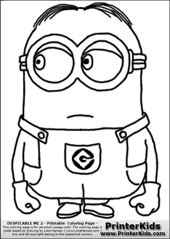 graphic relating to Minions Printable Eyes identified as Crimson Minions Drawing at  Totally free for