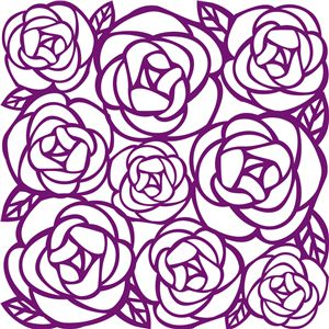 300x300 Image Result For Flower Stencil Stencil Stenciling