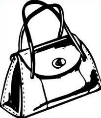 purses drawing at getdrawings com free for personal use purses rh getdrawings com