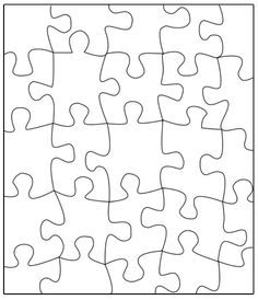 puzzle drawing at getdrawings com free for personal use puzzle