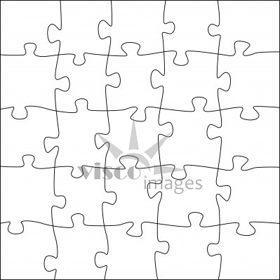 399x399 Best Photos Of 20 Piece Jigsaw Puzzle Template