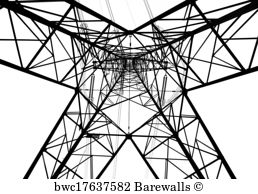 Pylon Drawing