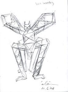 221x299 Pylon Design. Innovative Solution For Transmission Lines. Pylon