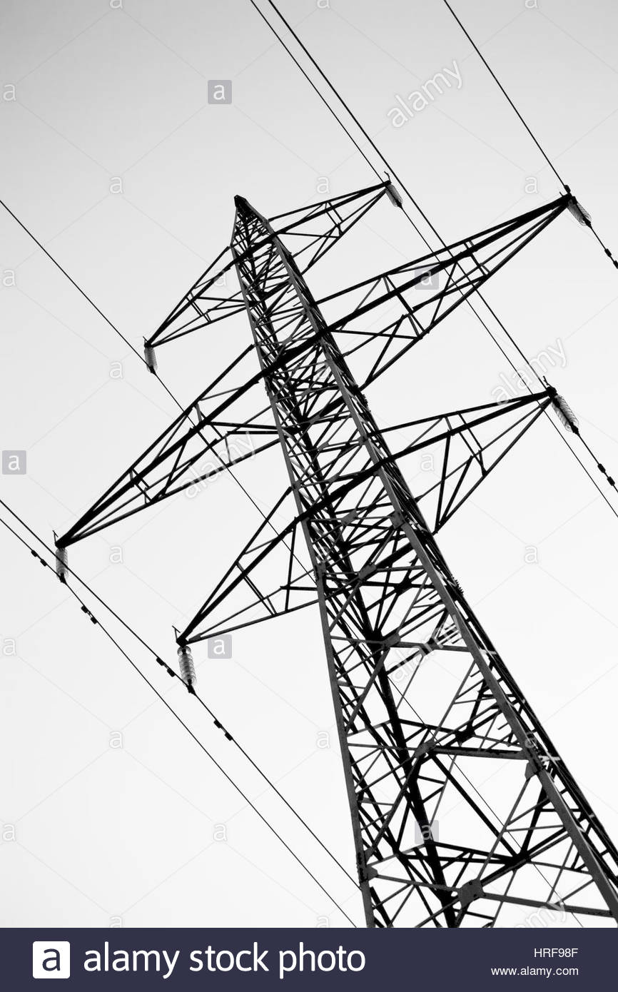 866x1390 Black And White Industrial Vertical Background With Electricity