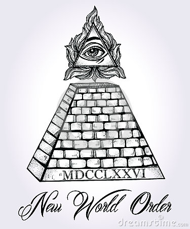 375x450 All Seeing Eye Pyramid Symbol.the Trapezoid (What The Unfinished