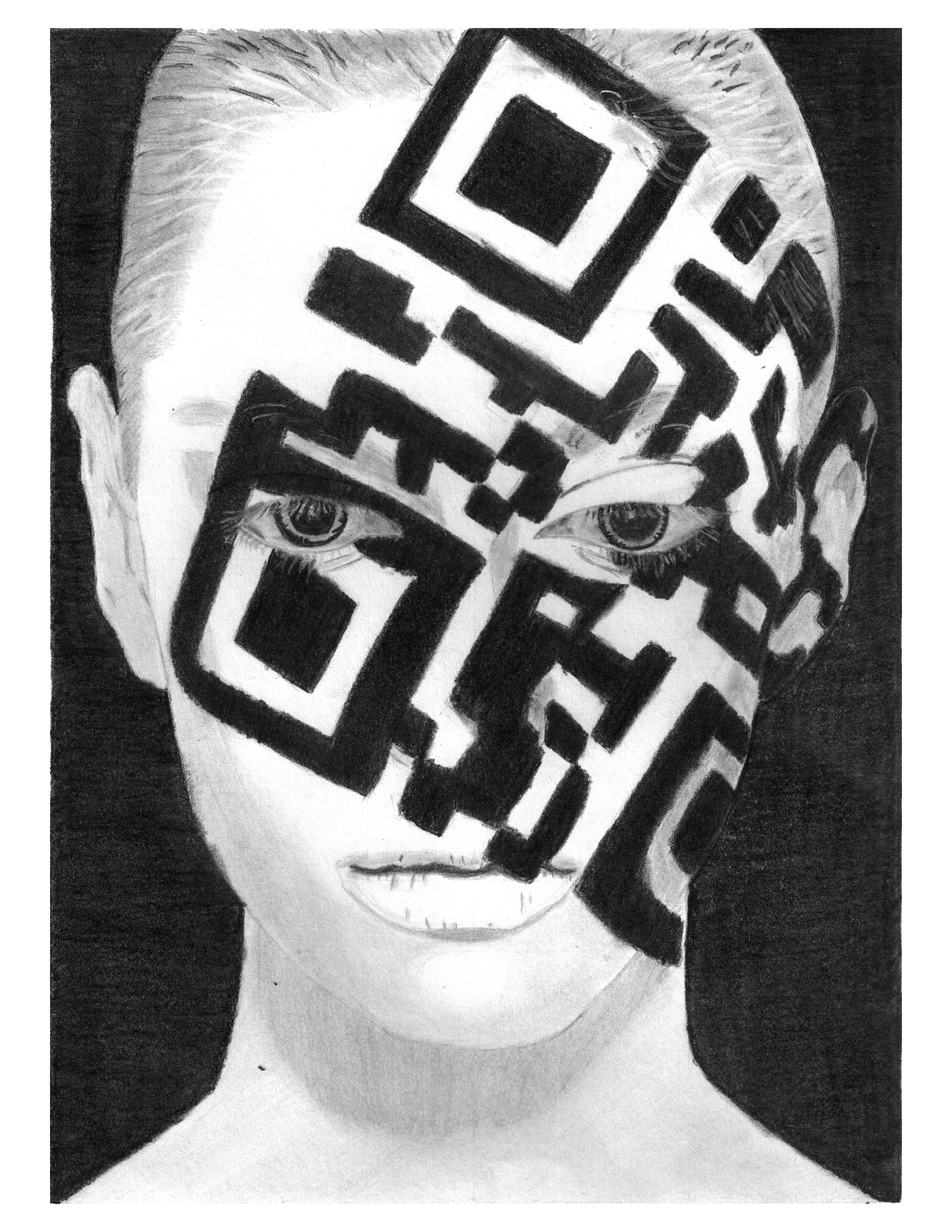 Qr Code Drawing