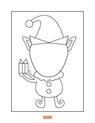 306x396 Horse Head Coloring Pages Head Coloring Page Elf Realistic Horse