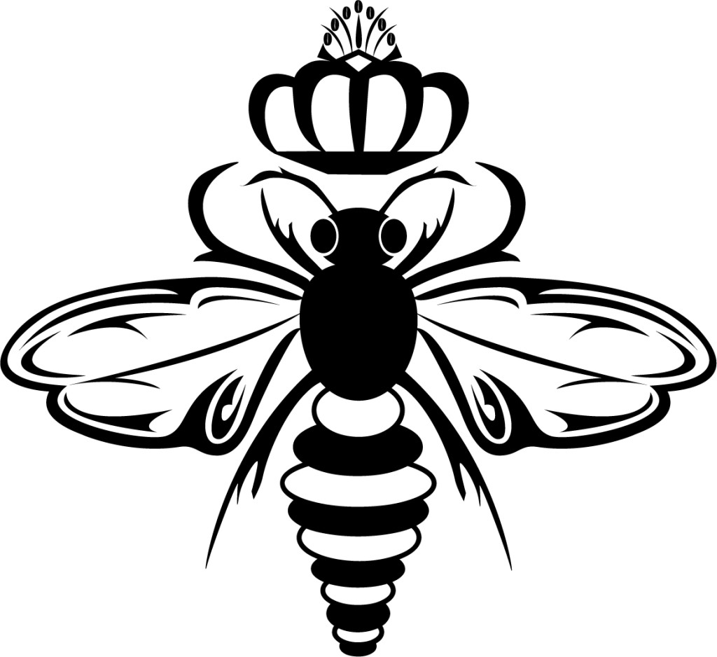 Queen Bee Drawing at GetDrawings.com | Free for personal ...