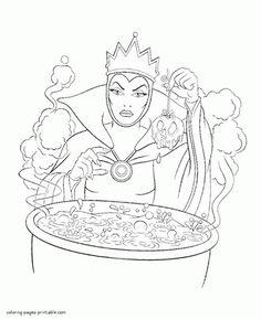 236x289 Evil Queen From Snow White Of Disney Disney Evil