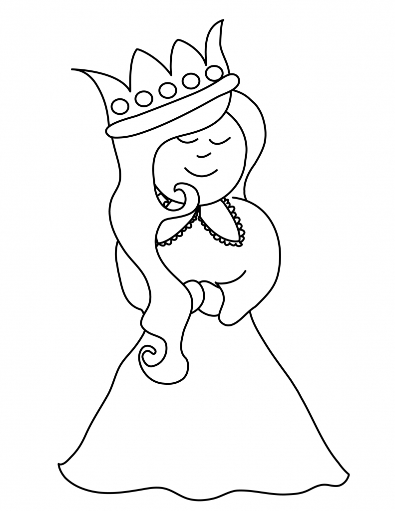 791x1024 Cartoon Queen Drawing Queen Clipart Free Download Clip Art