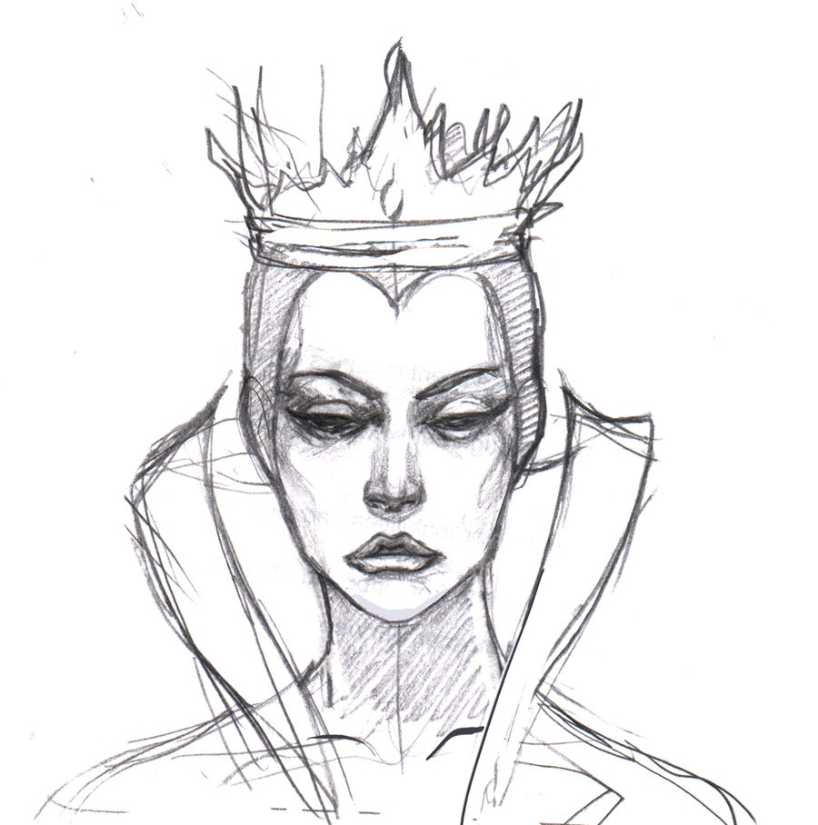 900x908 Queen Sketch Drawing Art Sketch Drawing, Sketches