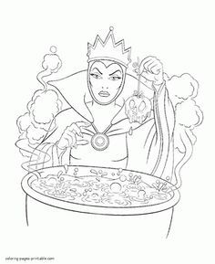 236x289 Evil queen minimalist retro How To Draw The Evil Queen (Snow