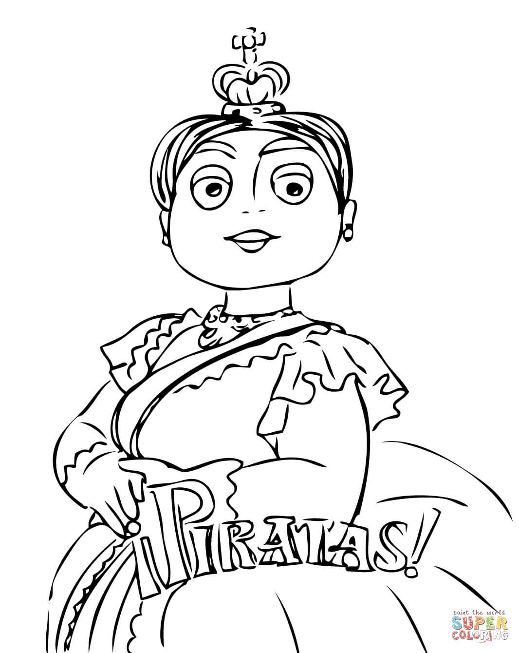 1066x1340 Queen Victoria Coloring Page Free Printable Coloring Pages