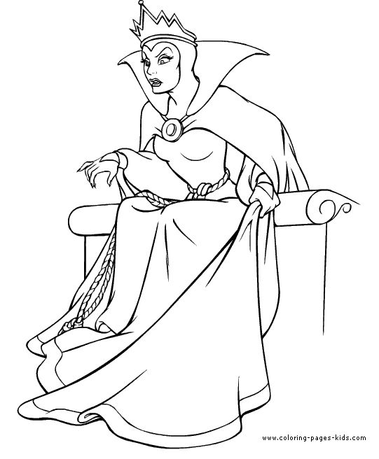 541x656 Queen Clipart Colouring Page