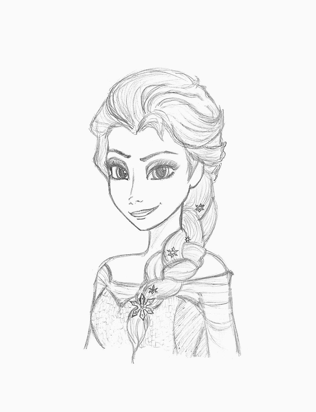 1024x1335 Queen Elsa
