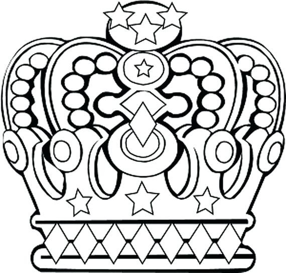 Queens Crown Drawing At Getdrawings Com