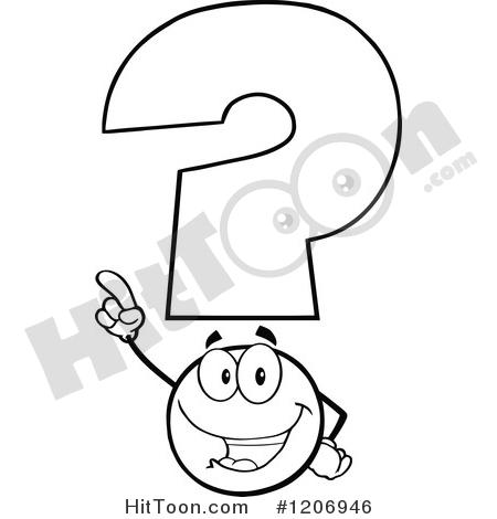 450x470 Question Mark Clipart