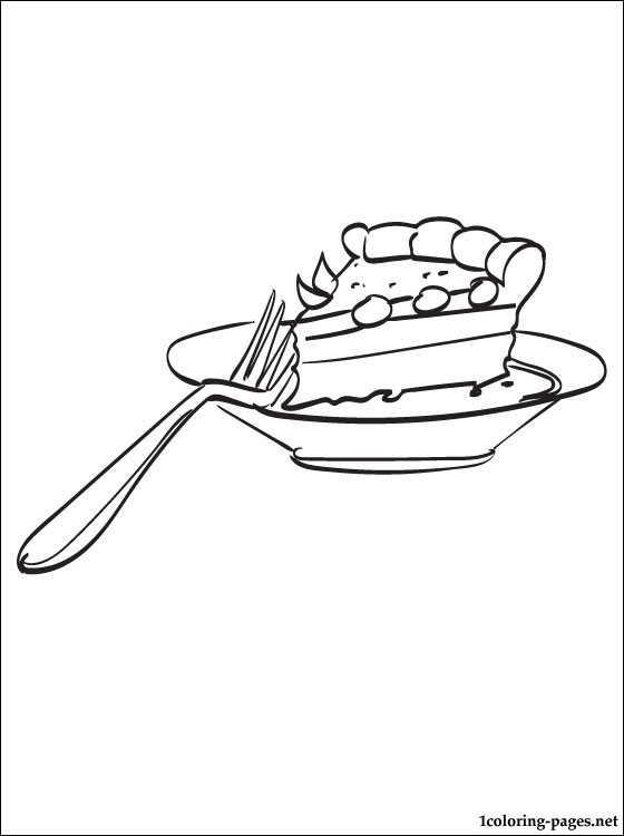 560x750 Quiche Coloring Page Coloring Pages